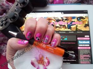 nail art ps3