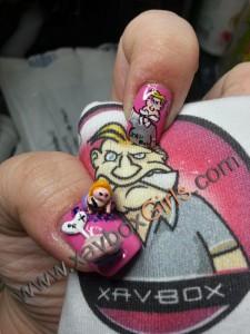 nail art Xavbox