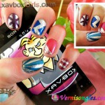 Nail Art Juliette