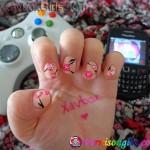 Nail Art Anaïs